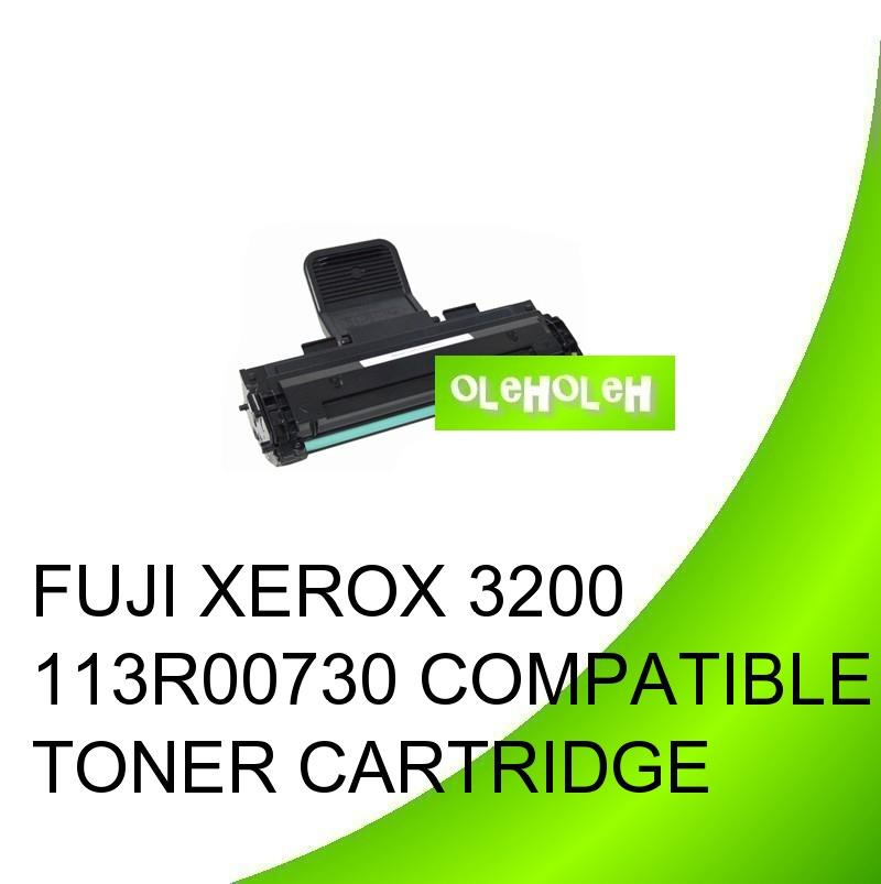 Fuji Xerox 3200 113R00730 Compatible Toner Cartridge 3200 MFP