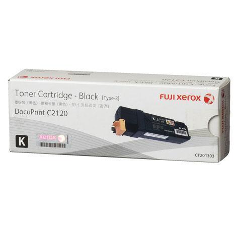 Fuji Xerox Cartridge CT201303 Black C2120 Compatible