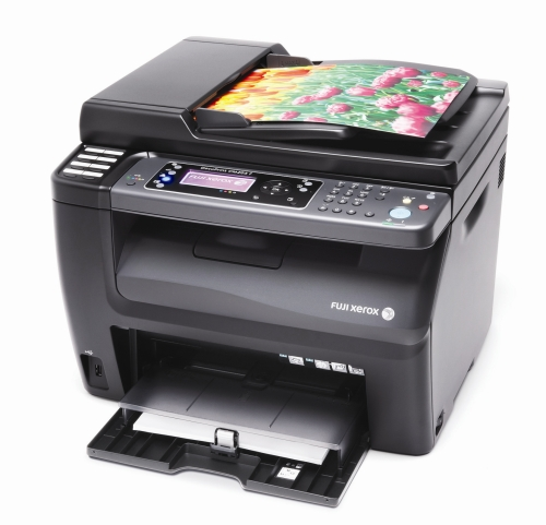 Fuji Xerox CM205f Colour S-LED Printer (PRINT,COPY,SCAN,FAX,NETWORK)