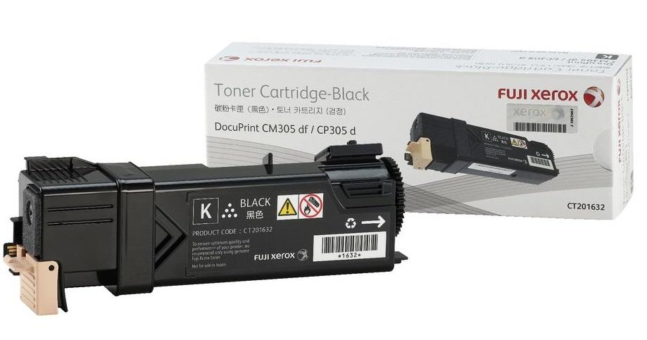 Fuji Xerox CT201632 Black Original Toner