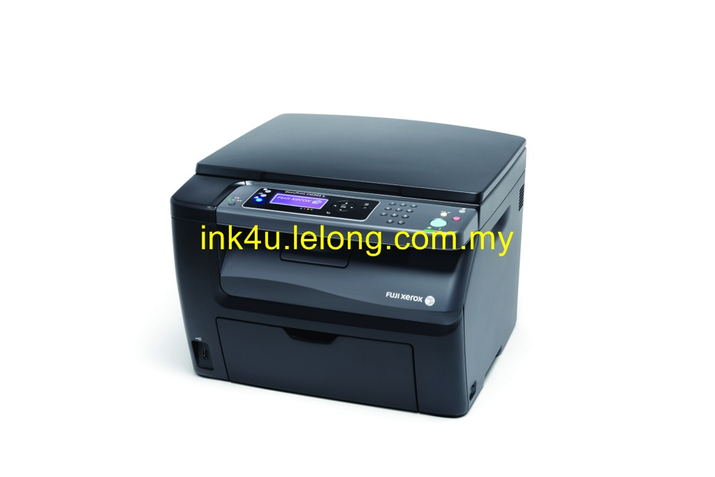 Fuji Xerox DocuPrint CM205b Colour S-LED Printer (PRINT,COPY,SCAN) !!