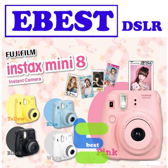 Fujifilm Fuji mini instax 8 Fun Instant photo Film Camera