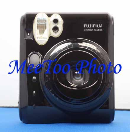 Fujifilm Instax Mini 50s Piano Black Camera + instax Film Ready Stock