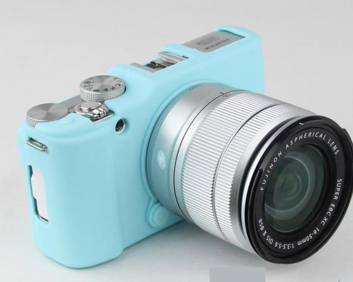 Fujifilm X-A3 X-M1 X-A2 X-A1 XM1 XA2 XA1 silicon case soft cover