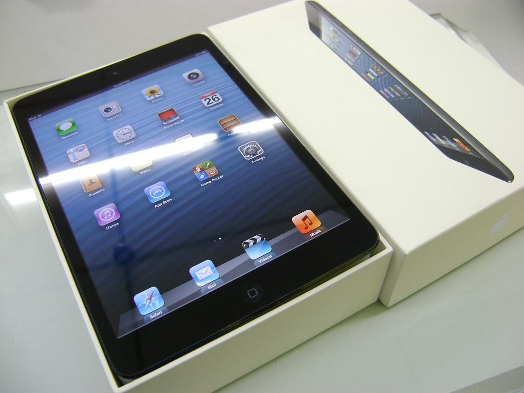 Ipad Mini 1 Box Full Box)apple Ipad Mini 32gb