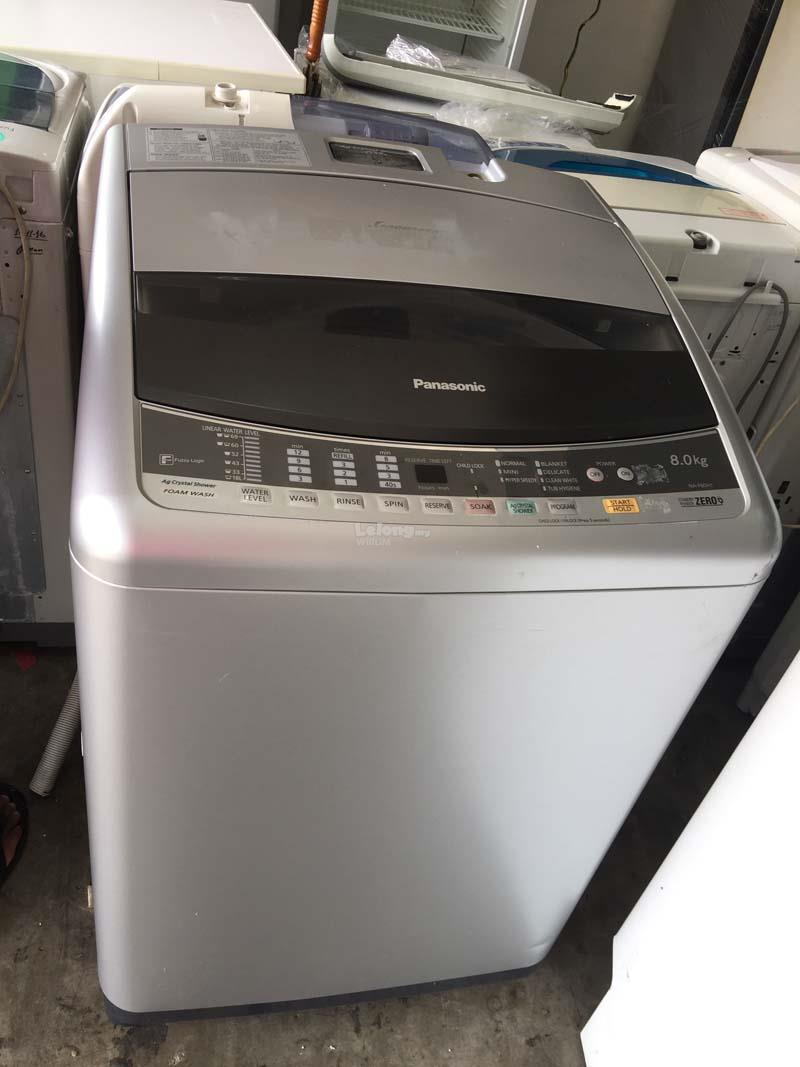 Fully 8kg Panasonic Washing Machine  End 1  15  2017 12 38 Pm