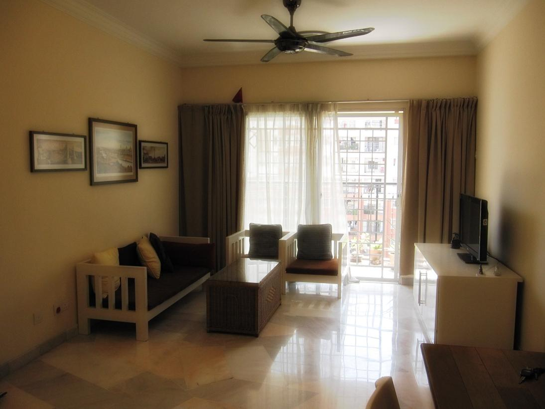 Fully furnished apartment for rent kenanga apartment for Furnished room