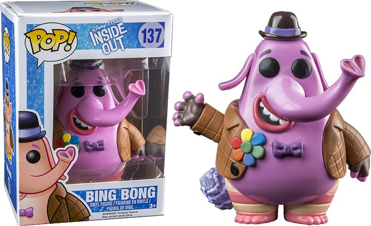 FUNKO Inside Out #137: Bing Bong