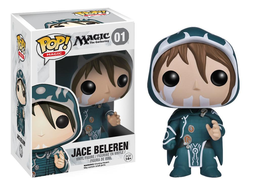 Funko Magic The Gathering #01: Jace Beleren (Discounted, Damaged Box)