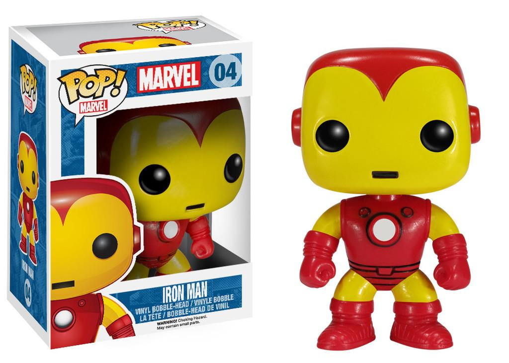 Funko Marvel Universe #04: Iron Man