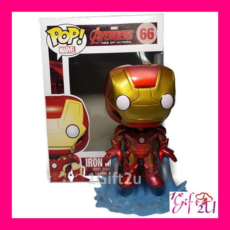 Funko POP Marvel's Avengers Ironman Mark43 Original Figure