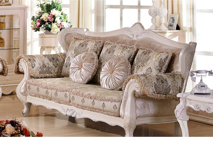 All-Furniture European style sofa set - single seat