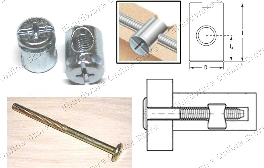Furniture joint connector bolts nu end 8 25 2017 3 40 am for Furniture joint connector