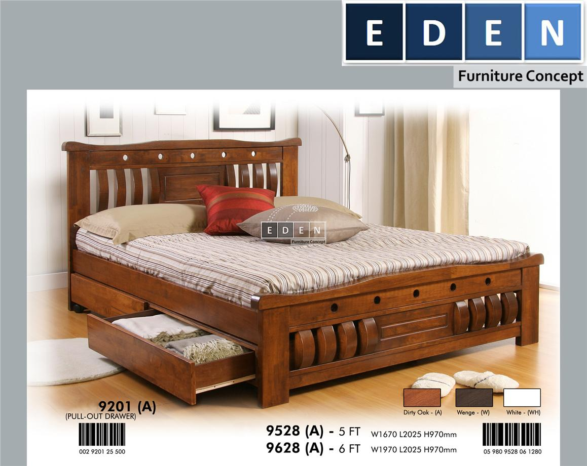 Queen Size Bed Frame Price In Malaysia