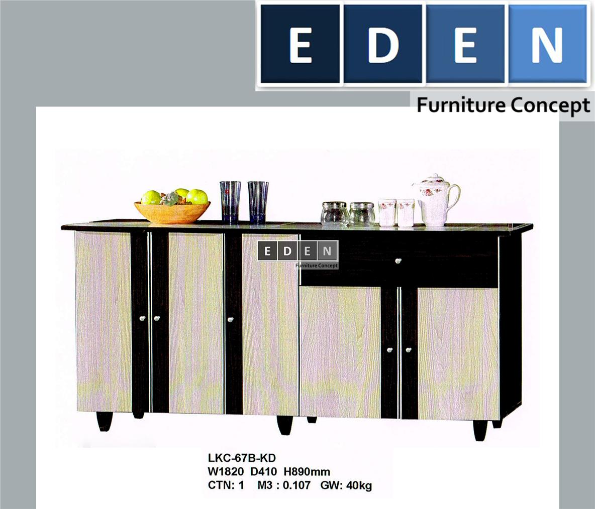 FURNITURE MALAYSIA | KITCHEN CABINET | KABINET DAPUR LKC67B