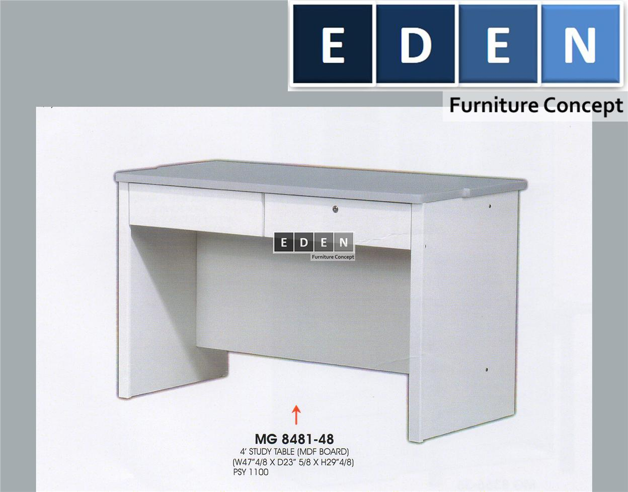 FURNITURE MALAYSIA | STUDY TABLE | MEJA BELAJA MG8481