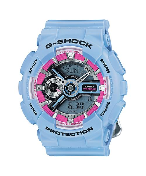 how to change the handa on a g shock 110