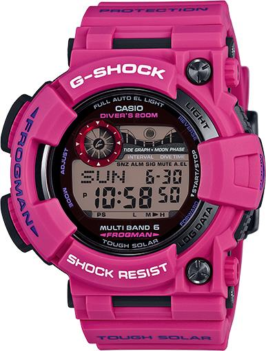 G-Shock Sunrise Purple Frogman GWF-1000SR-4 GWF1000SR-4