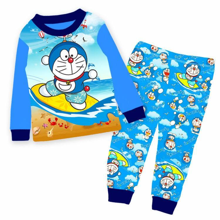 G0175 SURFING DORAEMON PYJAMAS