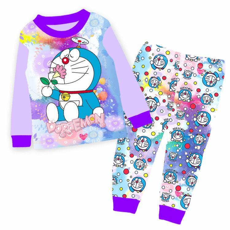 G0176 LOVELY DORAEMON PYJAMAS
