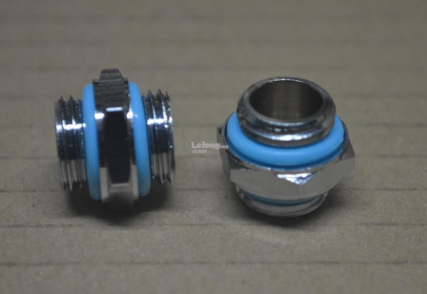 "G1/4"" Male to Male Connector (Liquid cooling)"