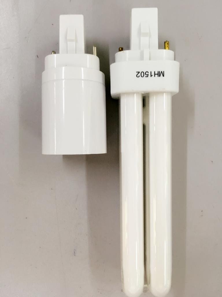 G24 (PLC) TO E27 (ES) LAMP HOLDER ADAPTER
