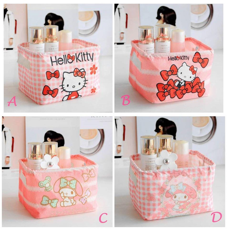 GA0081 PINKY CARTOON STORAGE BOX