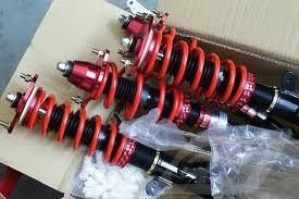 GAB ADJUSTABLE ABSORBER SS SERIES FOR PROTON WIRA/ SATRIA/ PUTRA
