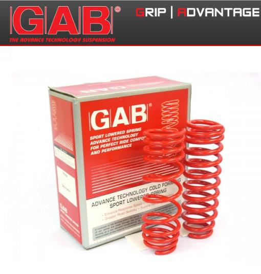 GAB LOWERED SPRING SPORT SPRING SP SERIES PERODUA ALZA