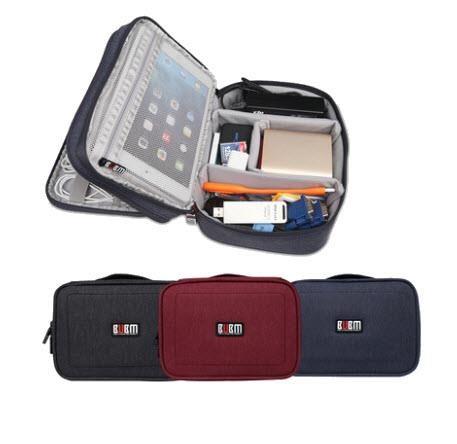 Gadgets Accessories Compartment Storage Bag Power Cord Travelling Bag