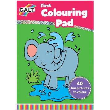 Galt First Colouring Pad (For 3+ years above)