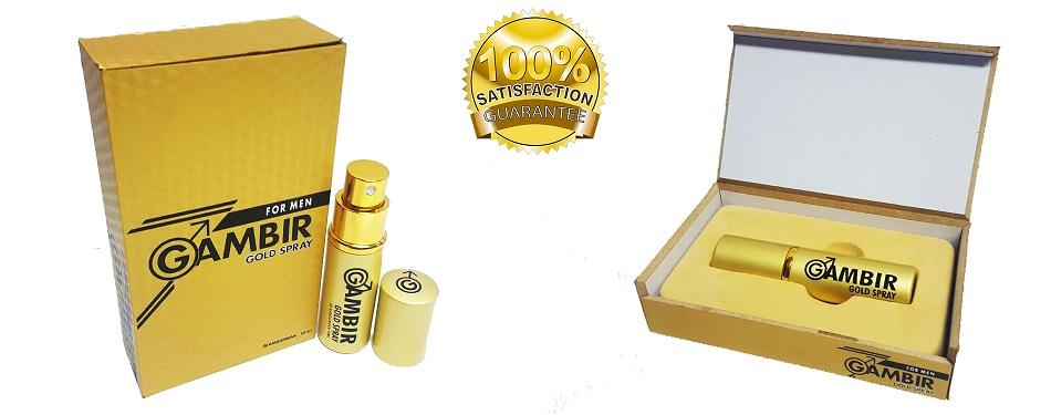 Gambir Gold Spray