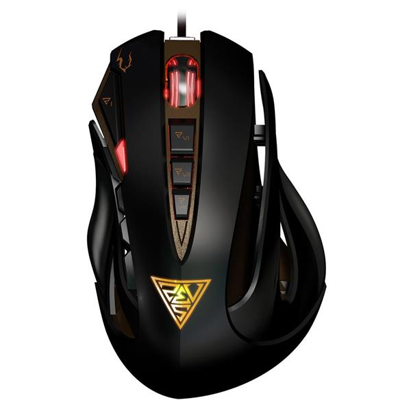 Gamdias Zeus Laser Gaming Mouse (GMS1100)