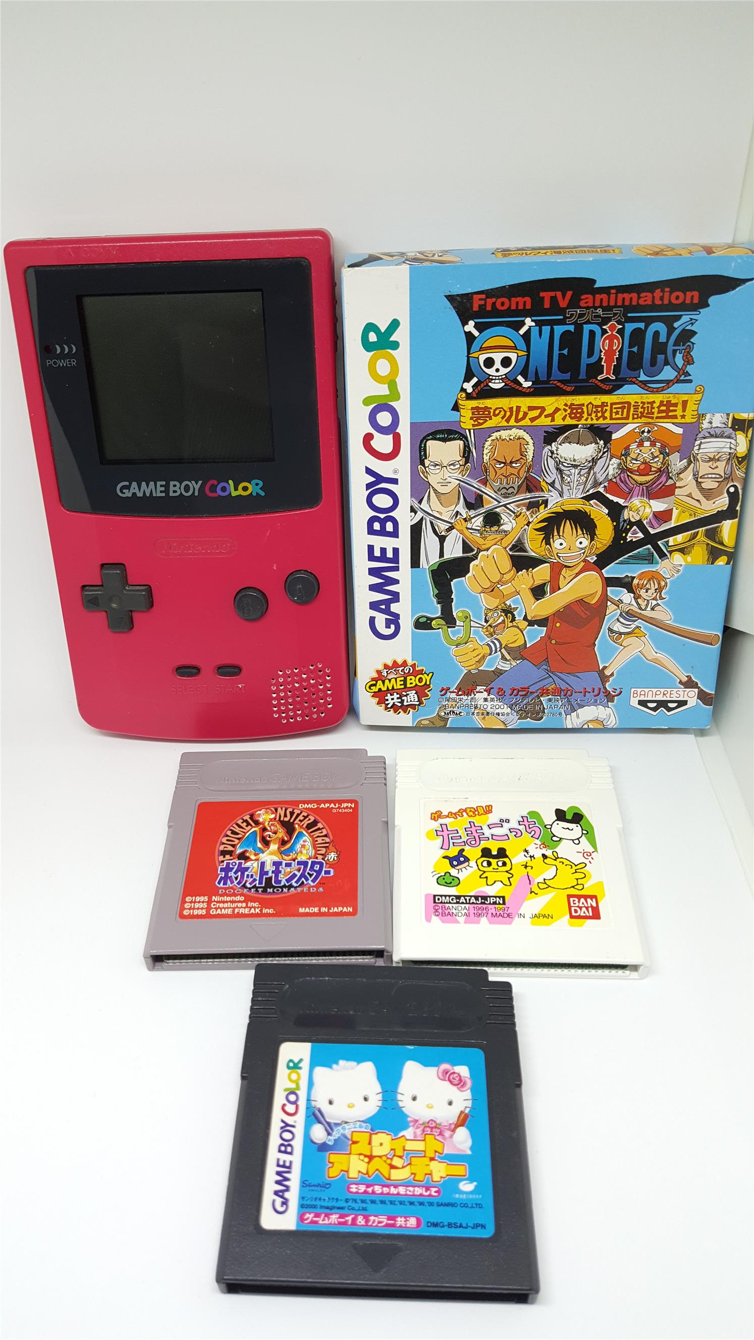 Gameboy Color Package D Free Pokemon OFFER!!!