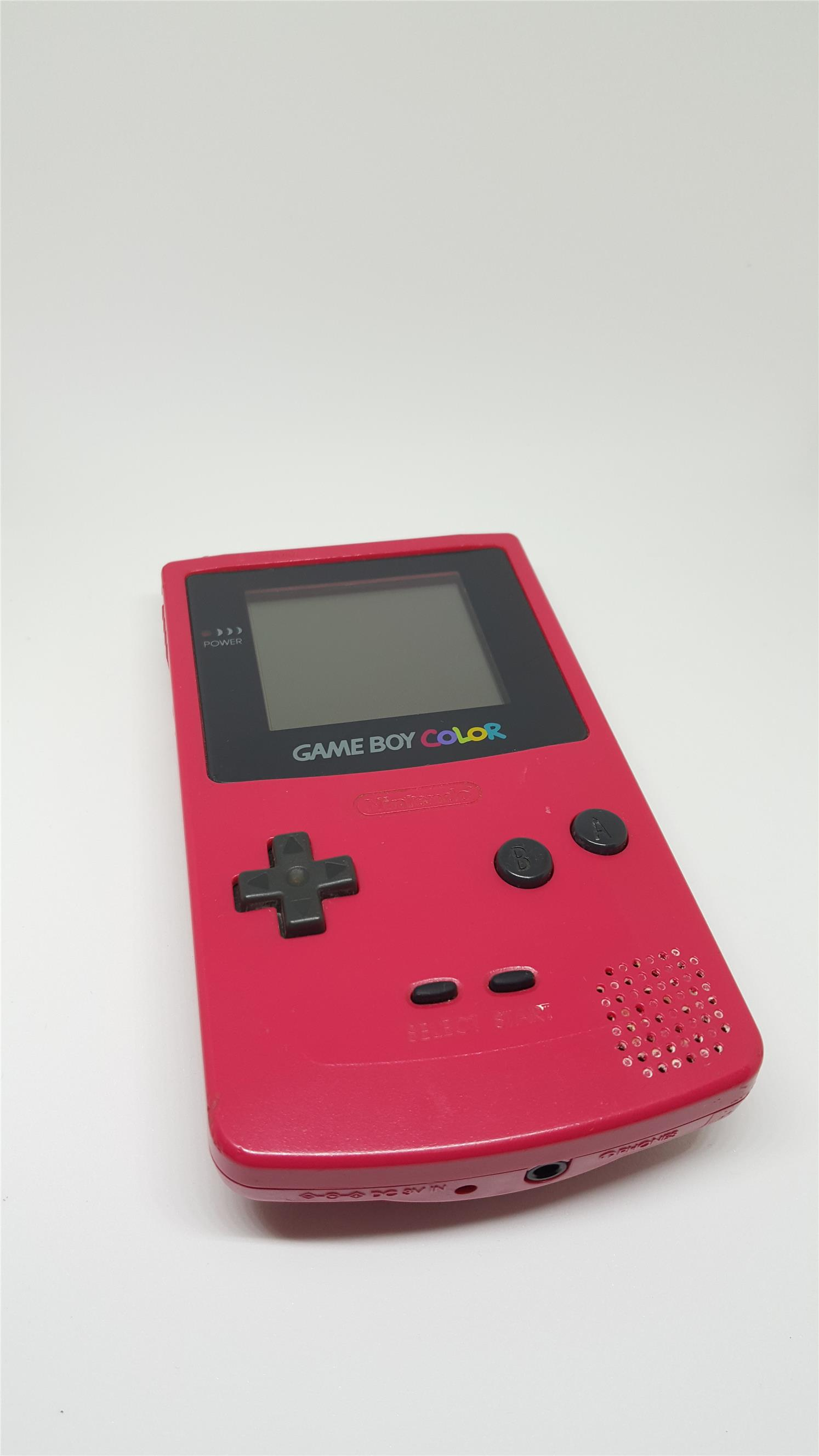 Gameboy Color Package D Free Pokemon