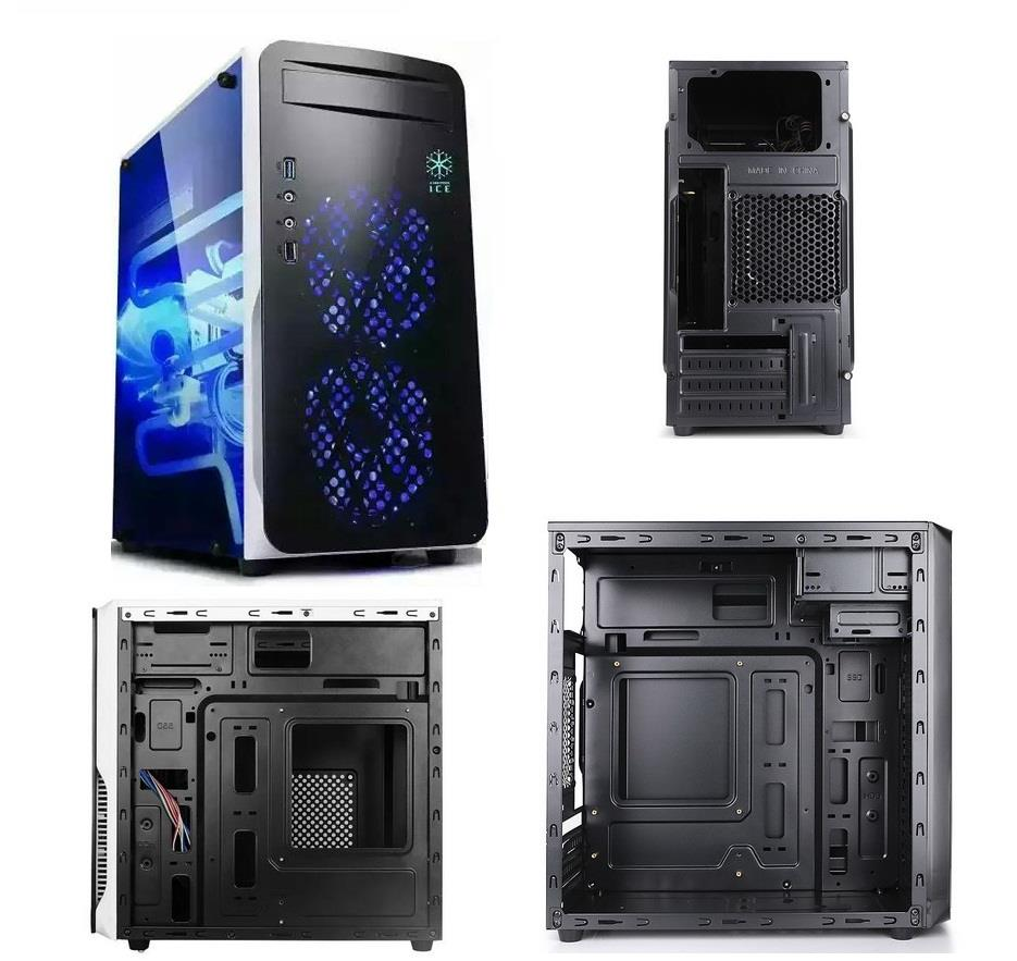 Gaming Micro-ATX Computer Case PC Cas (end 1/5/2018 8:15 PM)