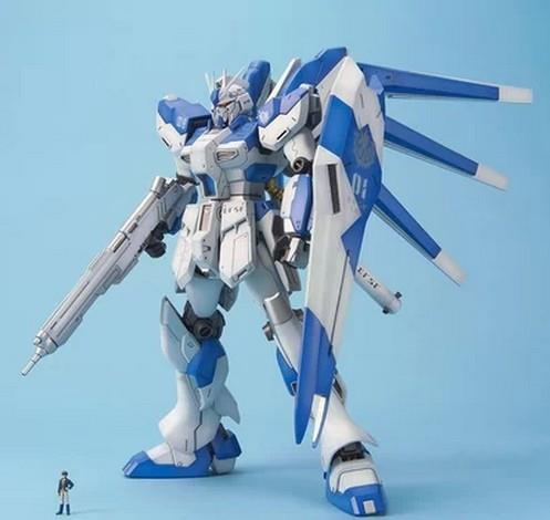 Gao Gao Gundum MG 1/100 High-V Fighter FREE STAND