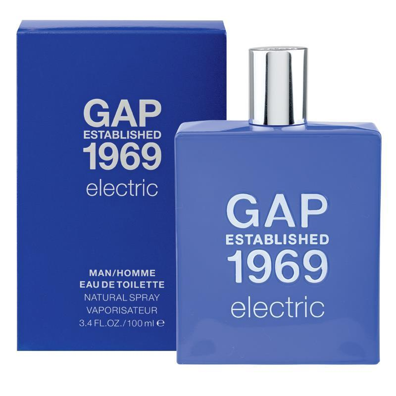 GAP ESTABLISHED 1969 Electric (3.4 FL. OZ / 100 ml)