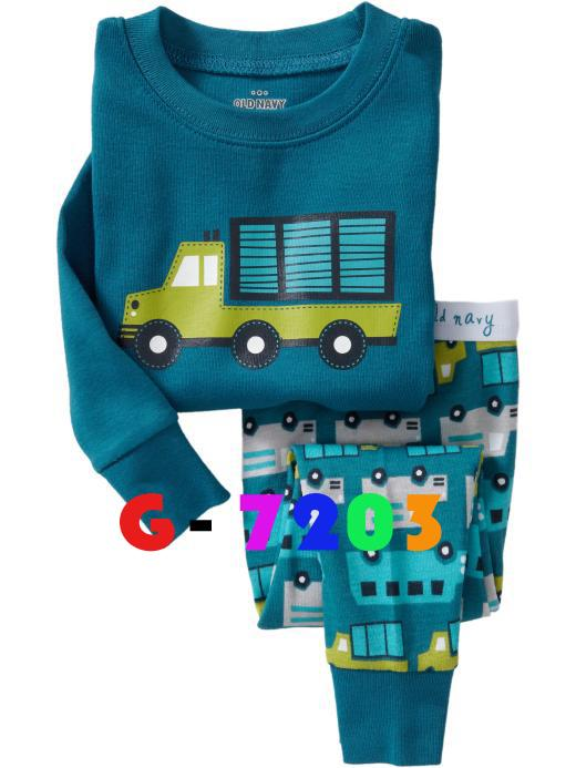 Gap Pyjamas - Blue Truck
