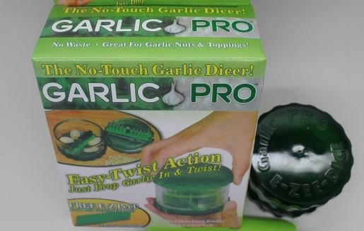 GARLIC PRO No Touch Easy Dicer