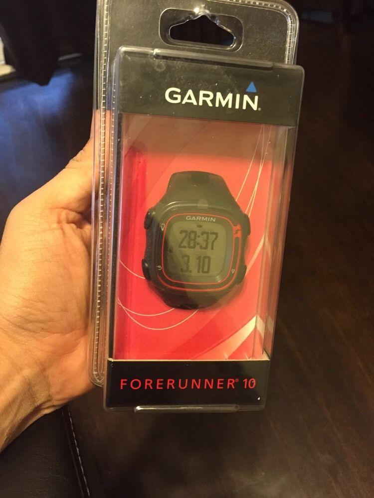 garmin forerunner 10 fr10 gps fitn end 11 13 2016 11 15 am. Black Bedroom Furniture Sets. Home Design Ideas