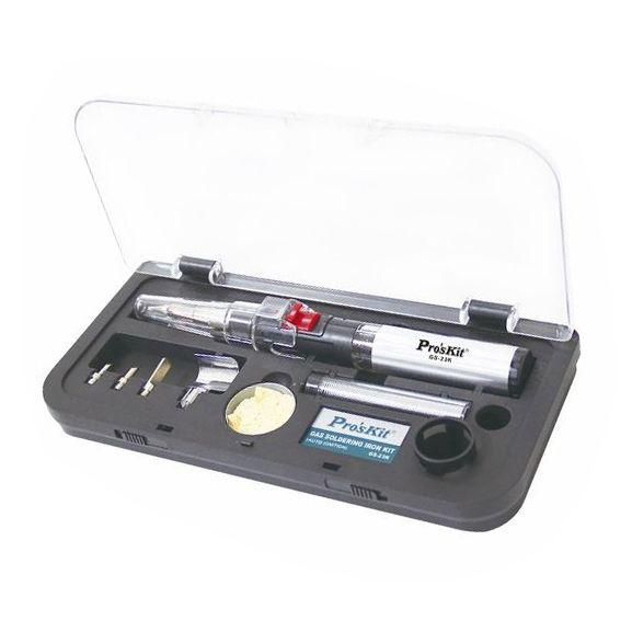 gas soldering iron kit auto ignition end 4 12 2017 2 15 pm. Black Bedroom Furniture Sets. Home Design Ideas