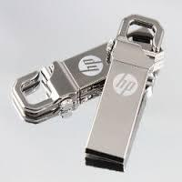 GDT. HP FLASH DRIVE USB2.0 V250W 64GB HPFD250W-64 SILVER