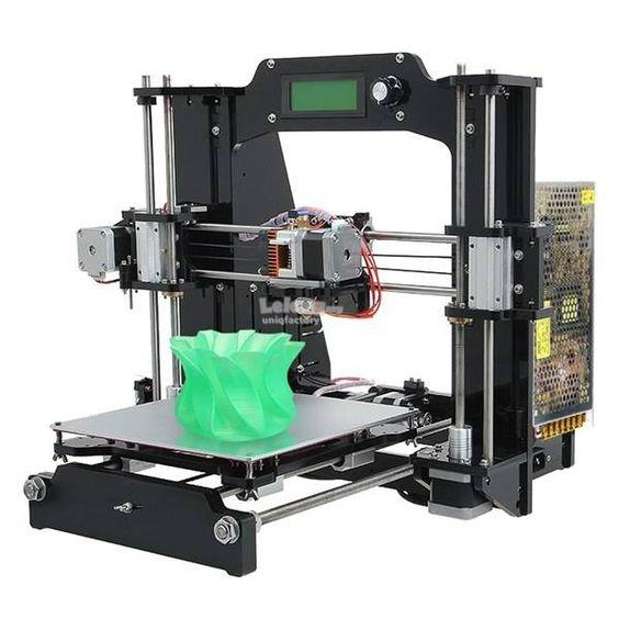 Geeetech Prusa I3 M201 2-IN-1-OUT 3D Printer DIY Kit