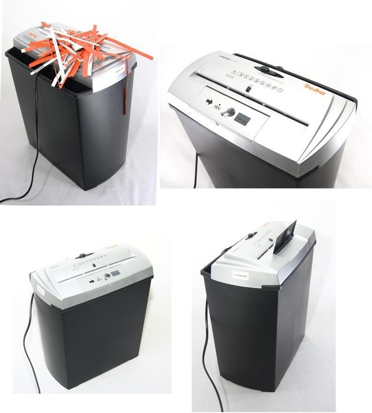 GEHA Paper Shredder S7 CD Home & Office Use