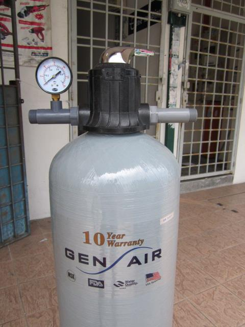 "Gen Air 10"" x 44"" FRB Outdoor Water Filter"