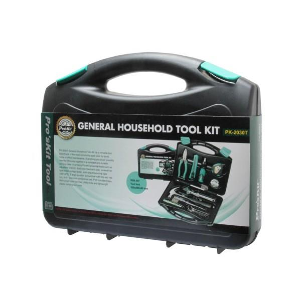 General Household Tool Kit PROSKIT PK-2030T