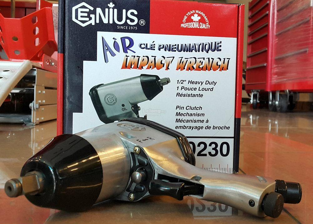 GENIUS 1/2 DR AIR IMPACT WRENCH 400230 ID118161
