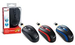 GENIUS TRAVELER 6005Z WIRELESS OPTICAL MOUSE, NS6005