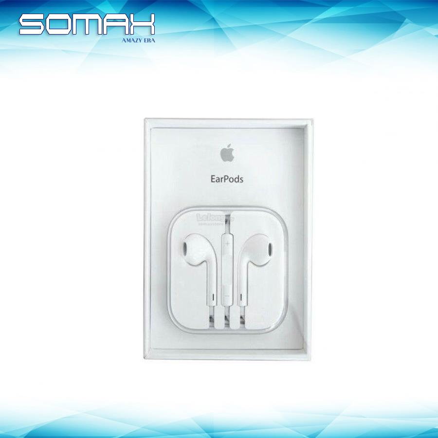 Genuine Apple Earpod with Microphone and Remote for iPhone